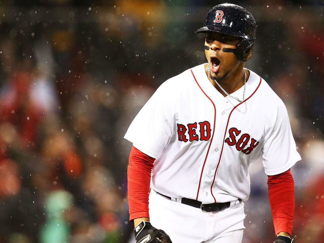 Red Sox tie record for most grand slams before May with Bogaerts' blast
