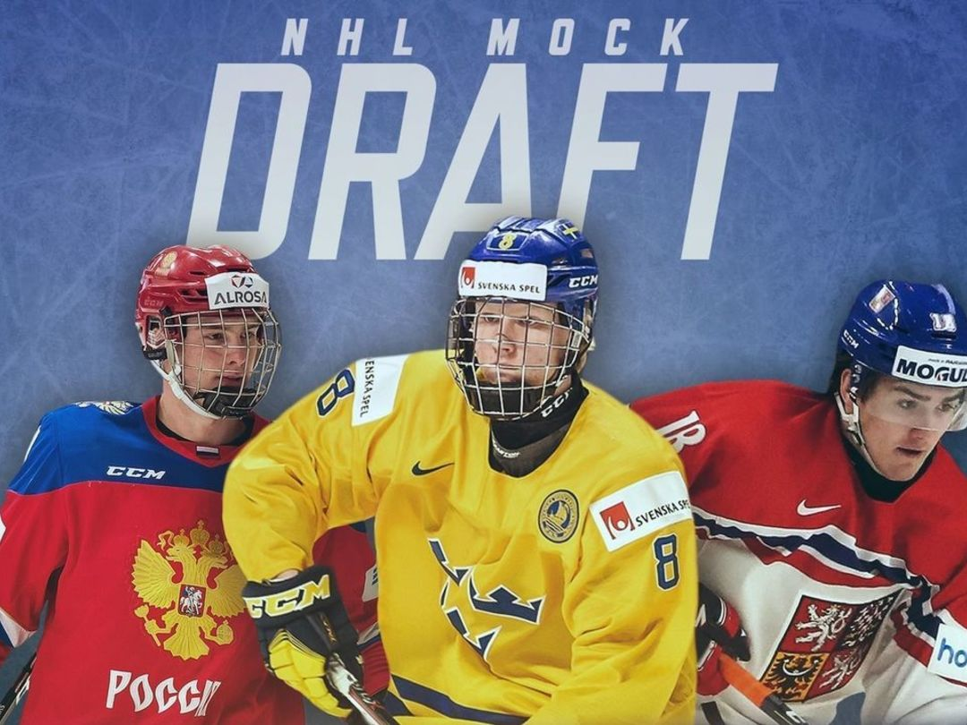 NHL Mock Draft: Dahlin, Svechnikov lead talented 2018 class