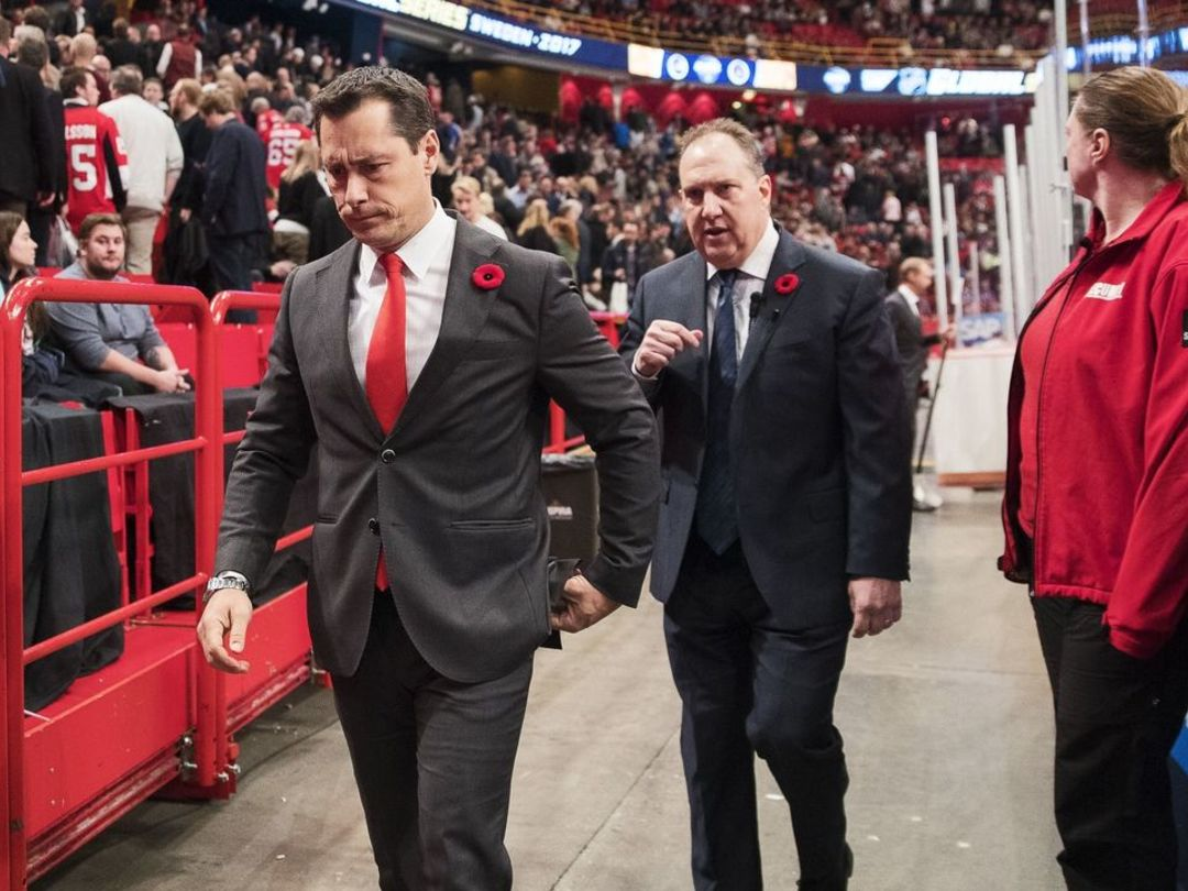 Sens GM Dorion: Coaching staff will return next season