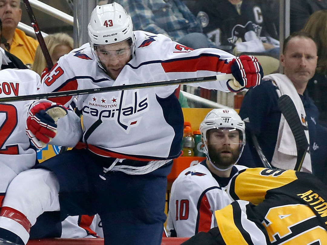 Poll: How many games should Tom Wilson be suspended for his hit on Aston-Reese?