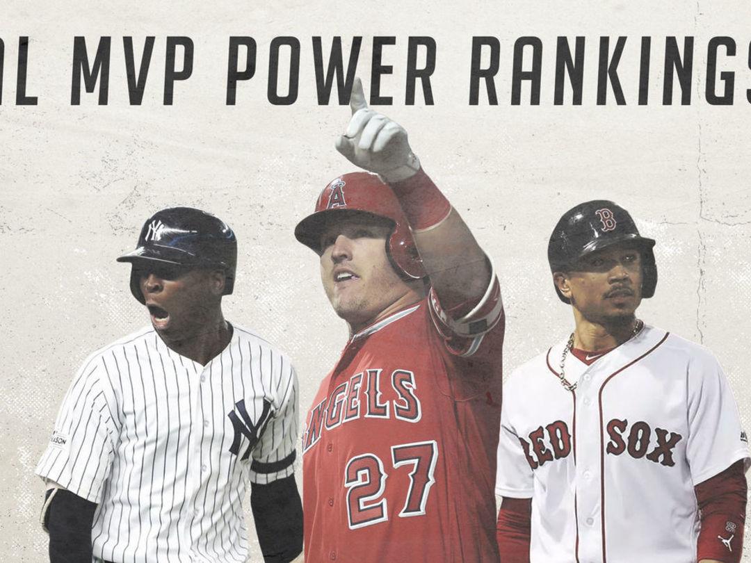 AL MVP Power Rankings: All hail Sir Didi