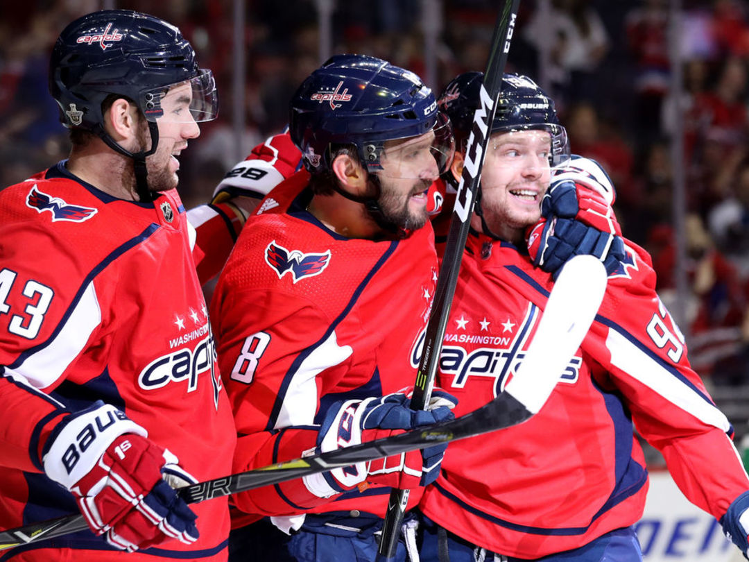 Breaking down the candidates to replace Wilson on Caps' top line