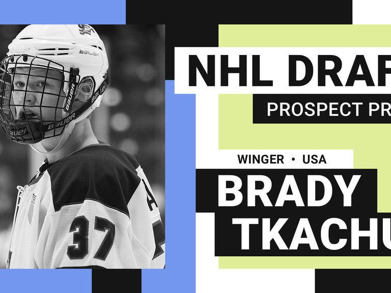 NHL Draft Prospect Profile  Brady Tkachuk  715606543