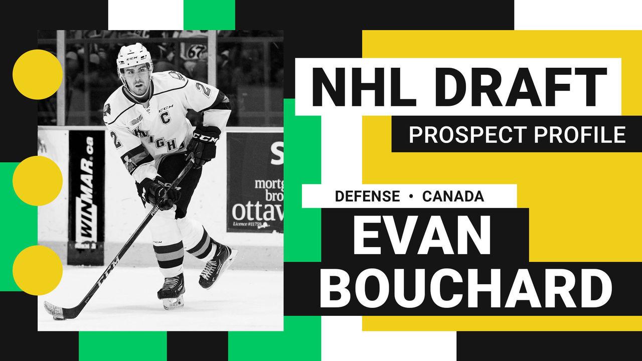 NHL Draft Prospect Profile: Evan Bouchard | theScore com