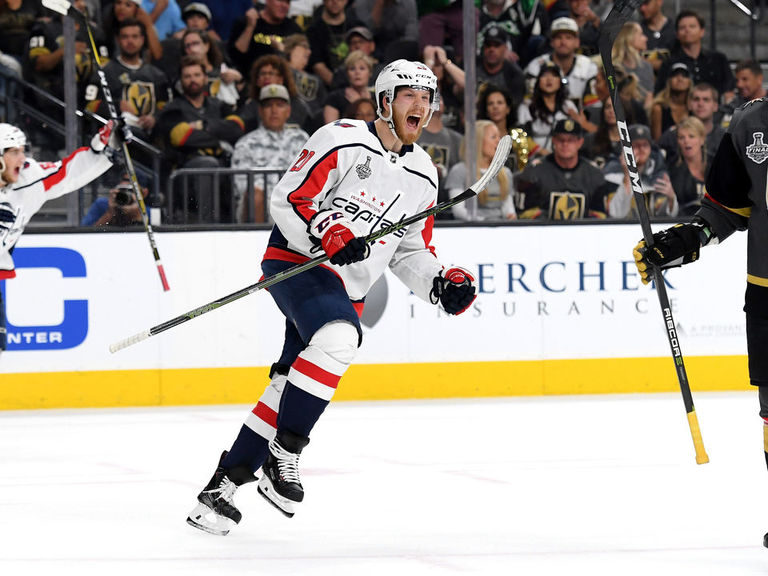 Eller steps up in big way for Capitals following Kuznetsov s injury ... ac22bd7d4ae6
