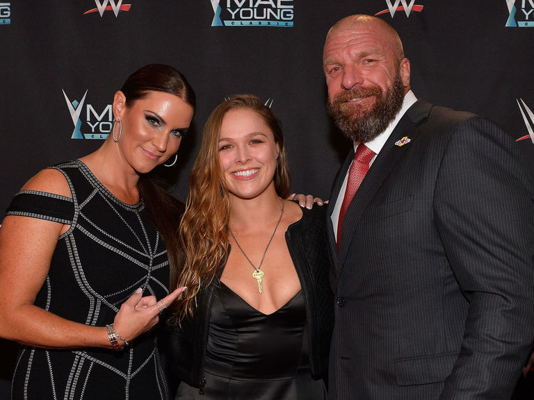 Vince McMahon wasn't initially sold on idea of Rousey joining WWE