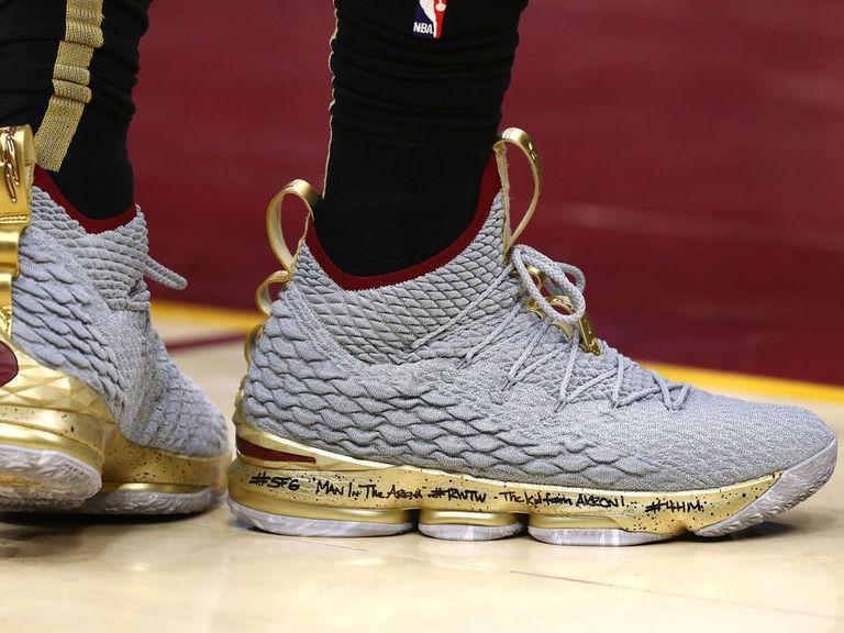 Cleveland sneaker shop a hallowed museum for rare LeBron James kicks