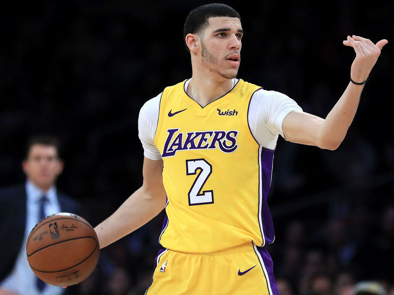 Look: Lonzo adds to forearm tattoo