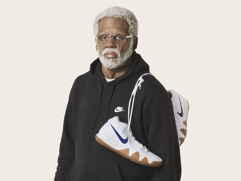 Nike unveils Kyrie 'Uncle Drew' apparel collection