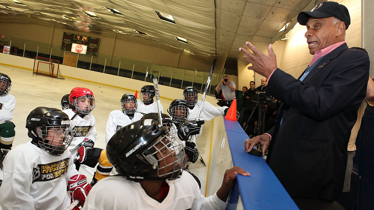 What Willie O Ree s Hall call means to hockey s black community ... 63eedd570