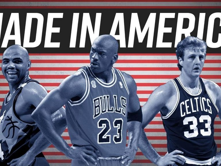 Made in America: The greatest NBA players by state