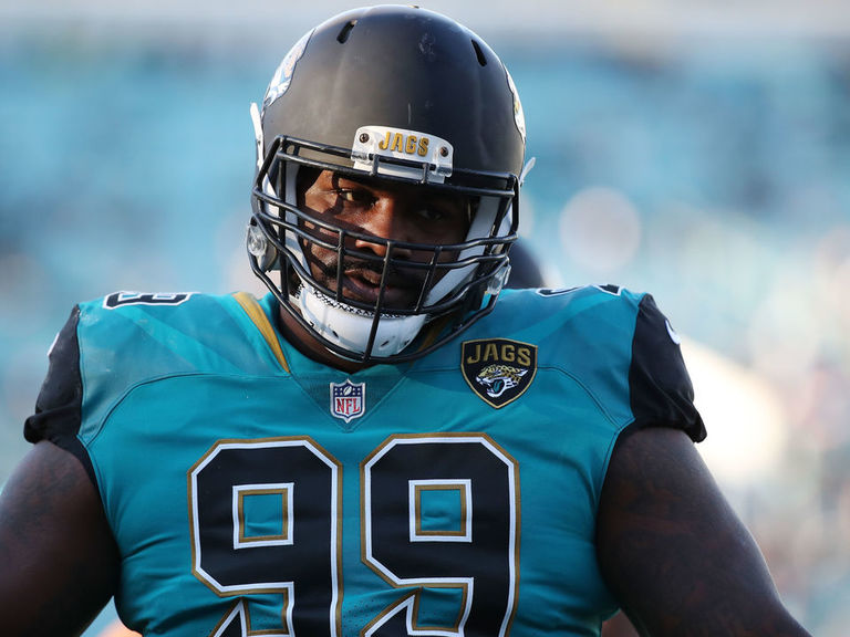 Report: Jaguars not expected to pick up Dareus' option