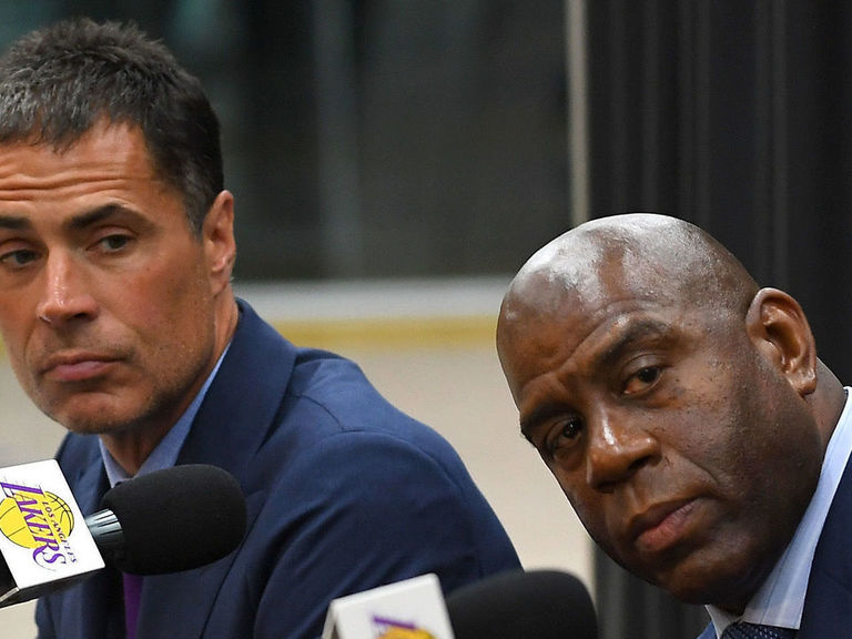 What on earth are the Lakers doing?