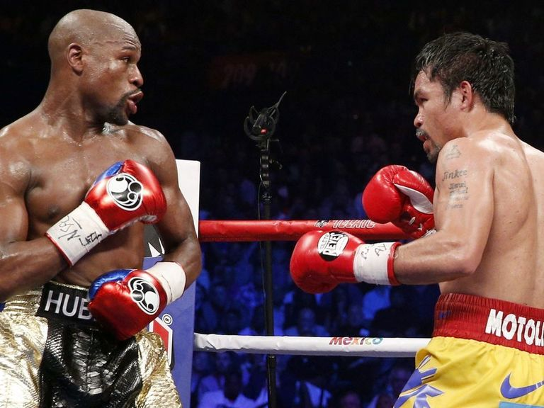 De La Hoya: Pacquiao would've 'easily' beat Mayweather in their prime