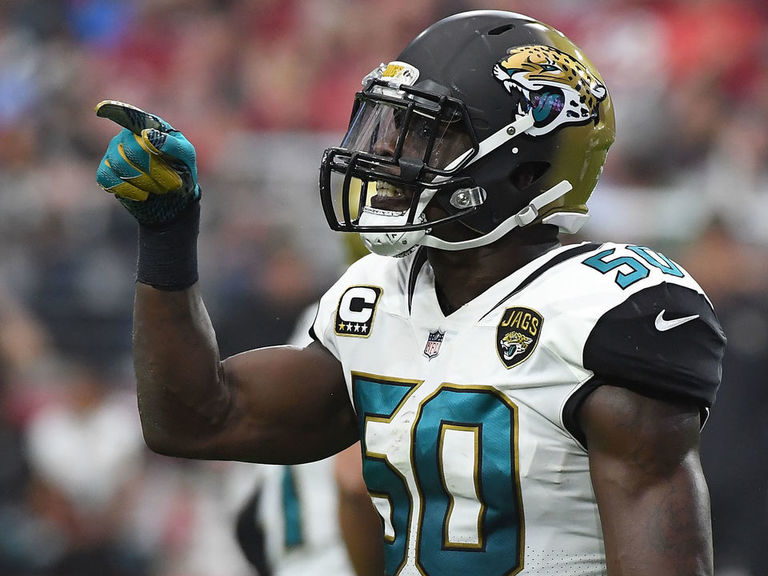 Jaguars LB Smith fined for missing minicamp