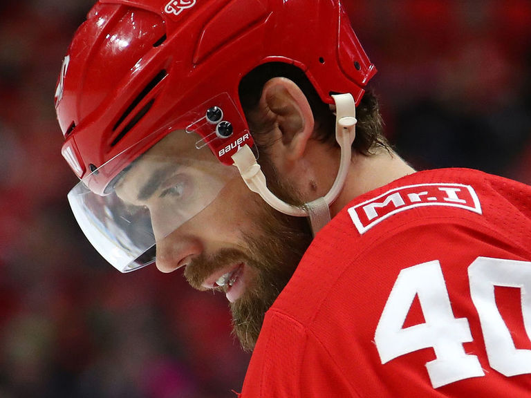 Red Wings' Holland: 'There's a real unknown right now with Zetterberg'