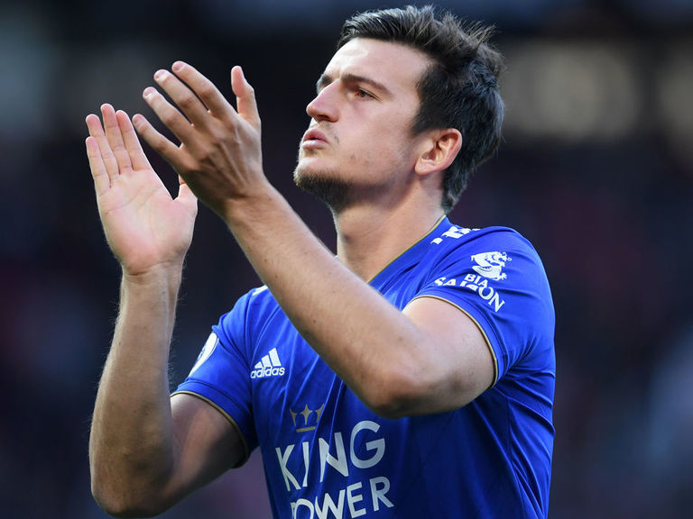 Report: Manchester United submit £70M bid for Maguire