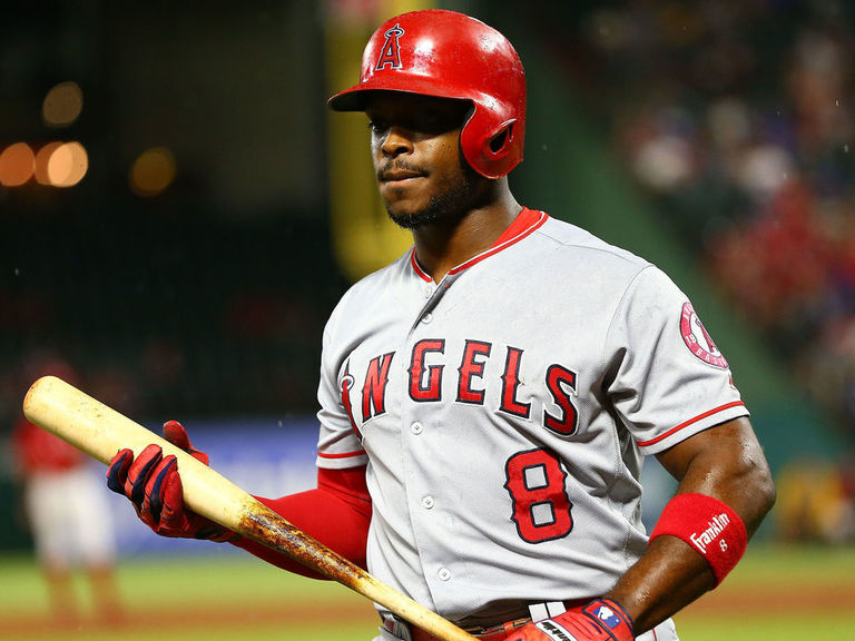 Angels' Upton lands on DL after cutting finger on broken wine glass
