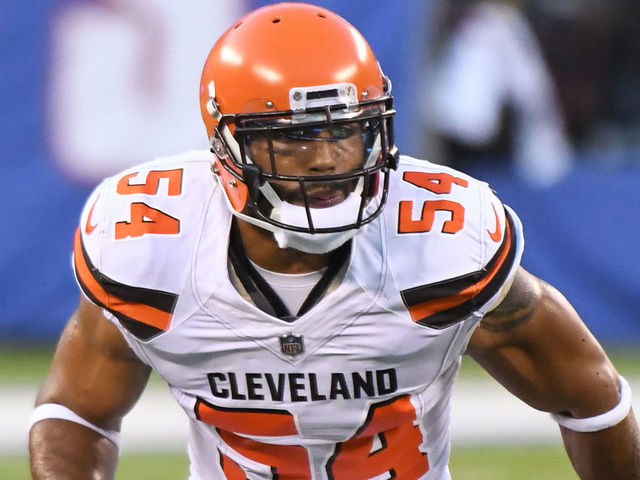 Browns release Mychal Kendricks after insider trading charge ... f61b59b22