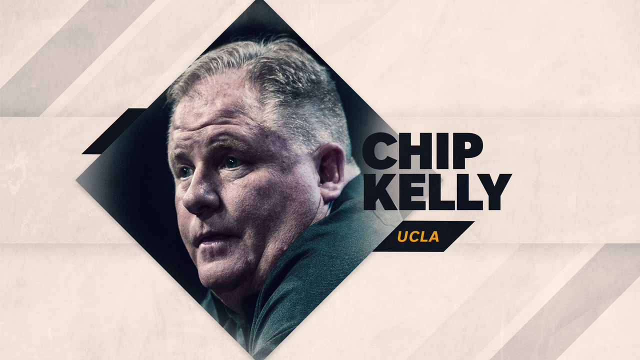 College Coaching Carousel: Will Chip Kelly be the savior at UCLA ...