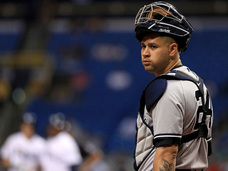 Yankees' Sanchez to undergo shoulder surgery, expected back for Opening Day