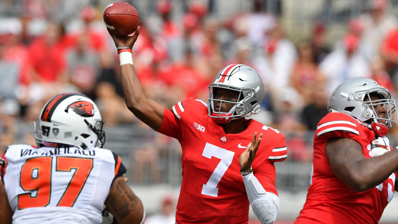 Heisman Power Rankings: QBs ascend, Taylor continues to dominate