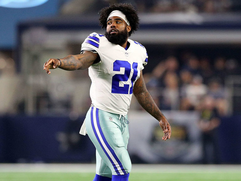 Report: Elliott won't be charged for Las Vegas incident