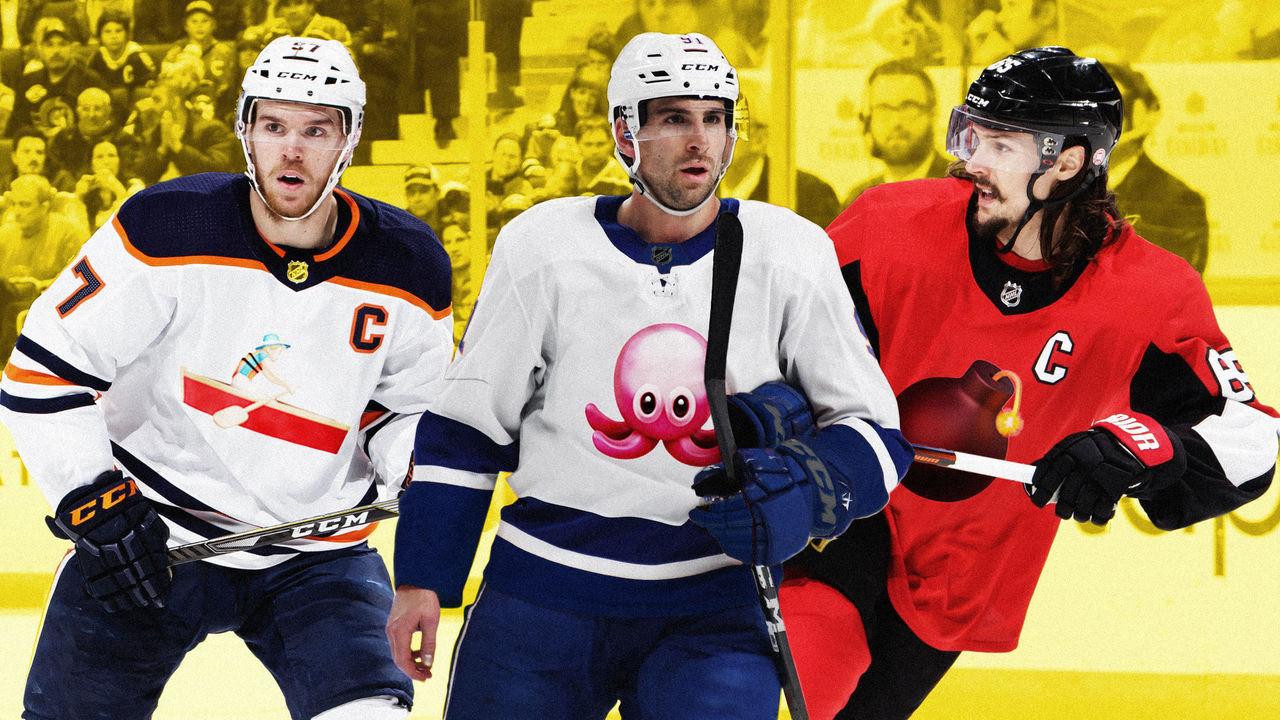 Preseason checkup  1 emoji for each NHL team  72745f7087c