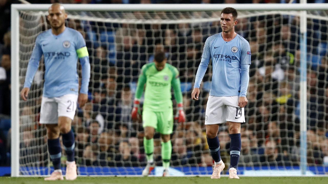 Оборона Манчестер Сіті у Лізі чемпіонів не є еталоном надійності