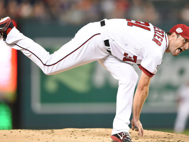 Scherzer sets new career high in strikeouts