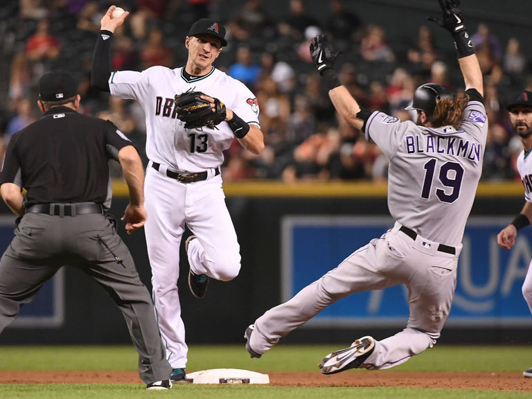 D-Backs' Ziegler questions replay review after costly no call vs. Rockies