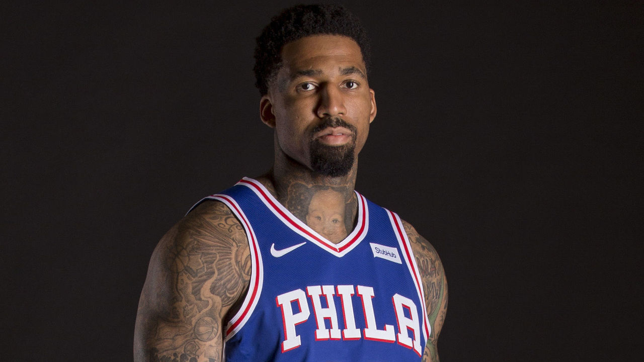 Image result for wilson chandler 76ers