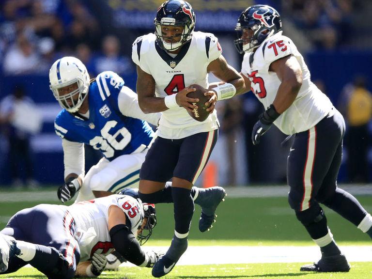 Thursday Night Football preview: Colts at Texans