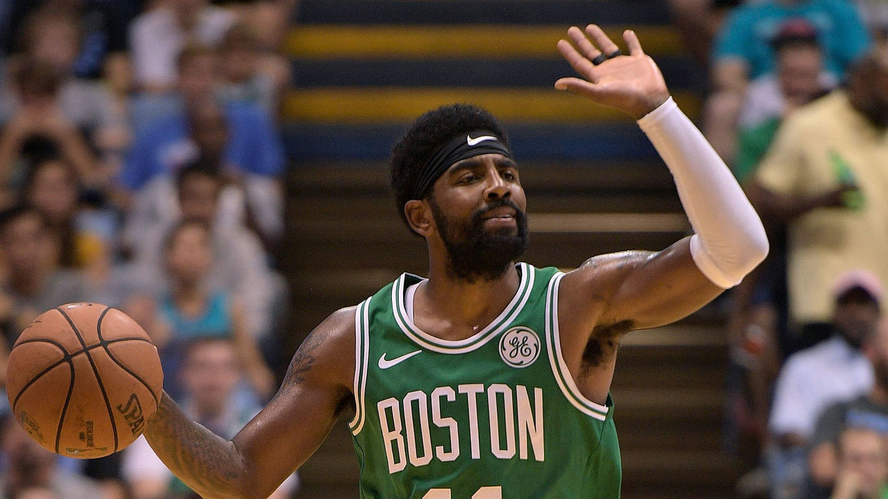 Kyrie apologizes to science teachers for spreading flat-Earth conspiracies   ff2419ee3