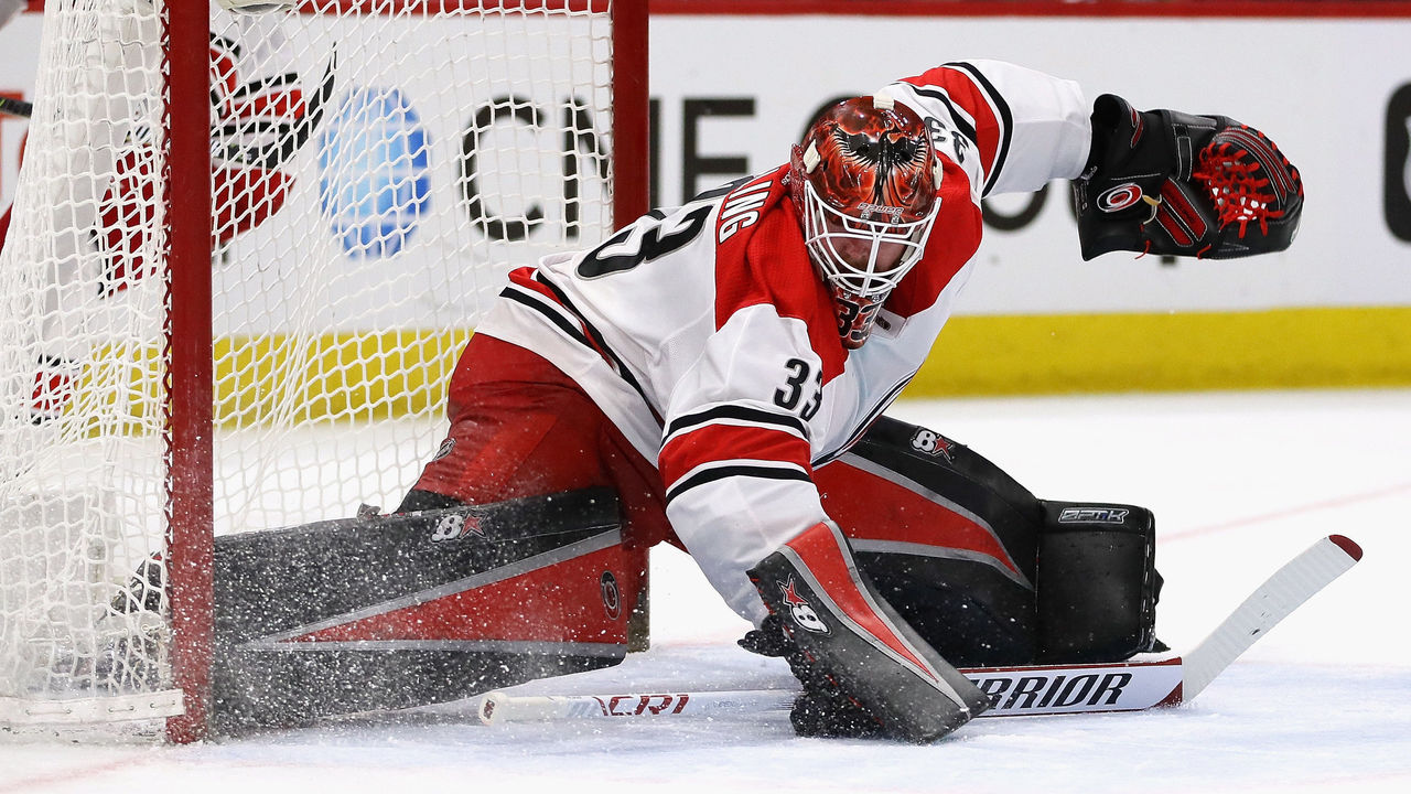 Hurricanes  Darling out 2 weeks with lower-body injury  34275e0f7
