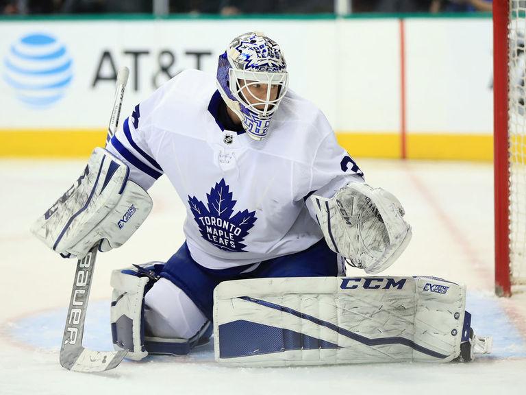 Maple Leafs lose goalies McElhinney, Pickard on waivers