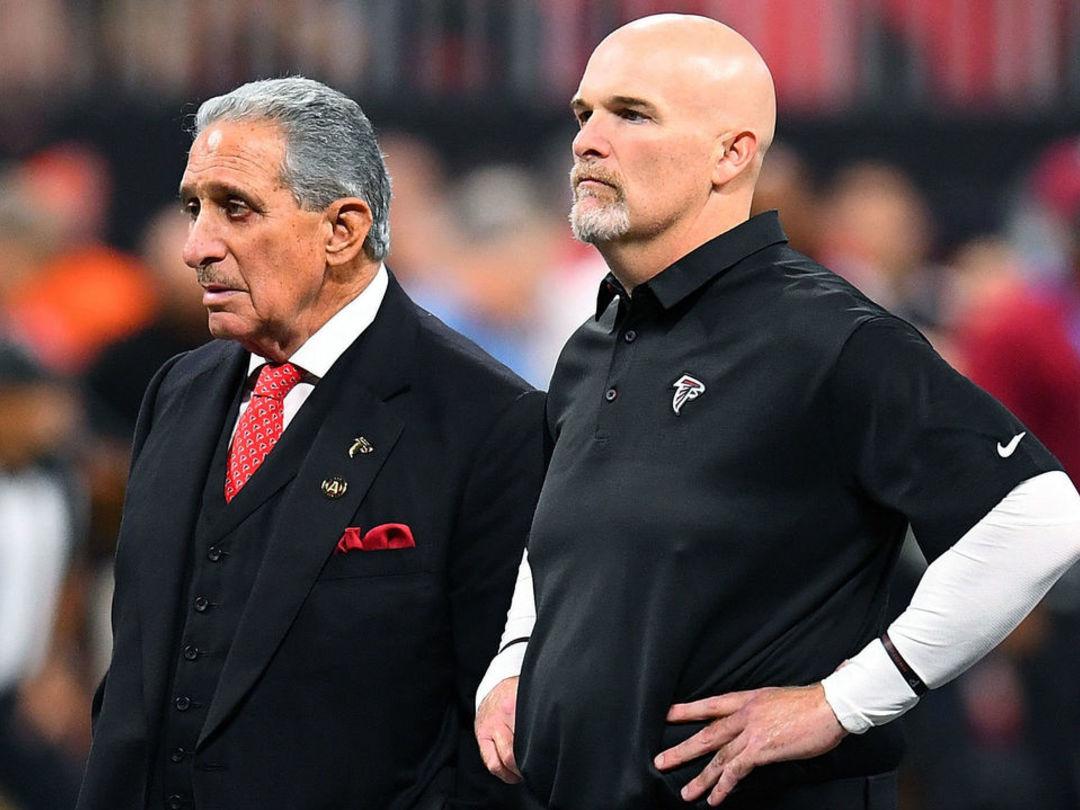 Report: Falcons exploring trade into top 10 of draft