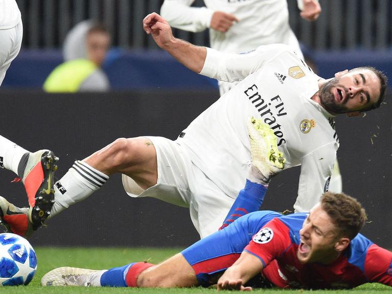 Madrid confirm calf injury for Carvajal