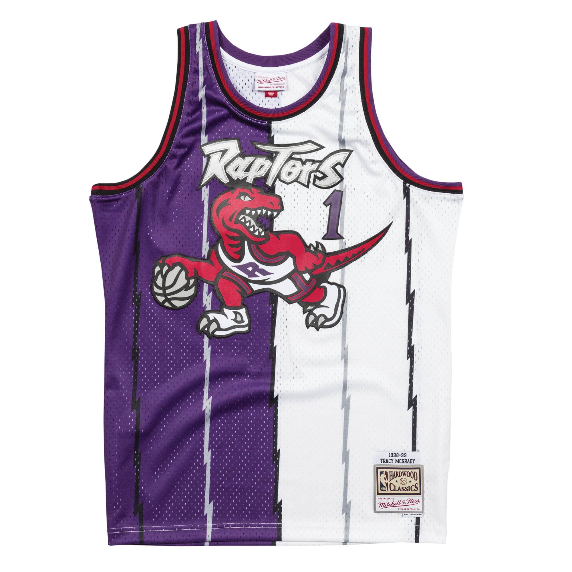 detailed look 41c79 056ef Mitchell & Ness releases split jersey collection honoring ...