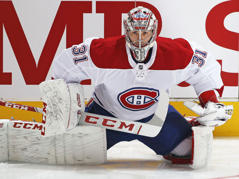 Canadiens' Price out with the flu, Lindgren recalled