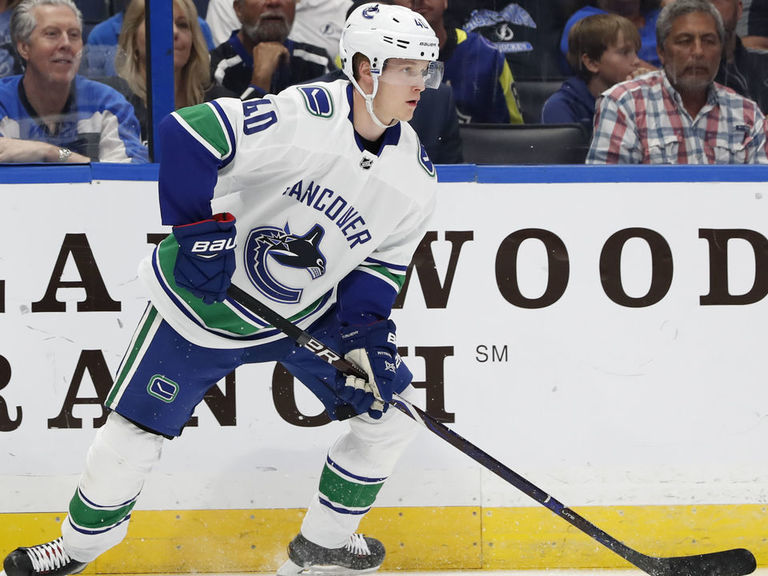 Pettersson out with concussion from Matheson hit