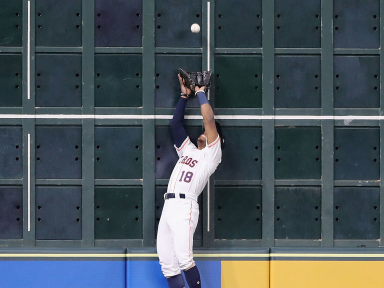 Kemp's catch causes controversy during Game 3 of ALCS
