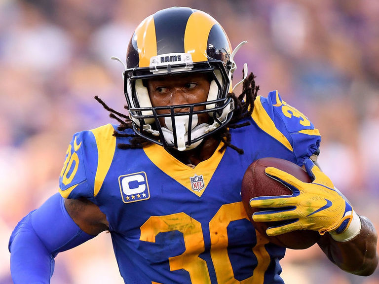 Anderson: Gurley was 'more hurt than what we thought' when I signed