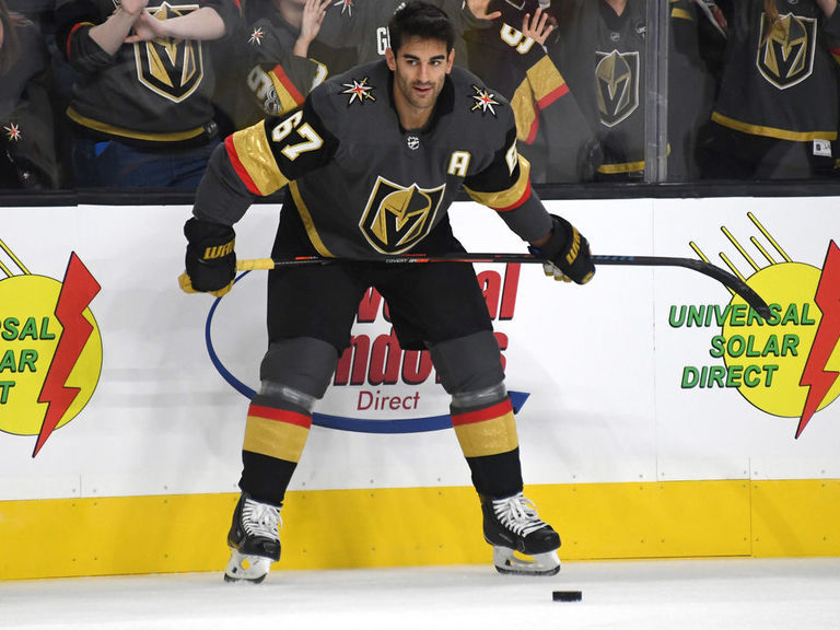 Pacioretty day to day with upper-body injury