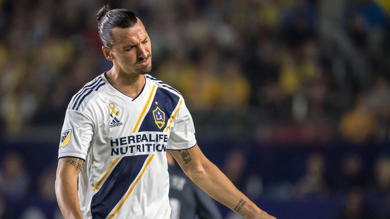 0b2bf6bc1 Zlatan s L.A. Galaxy suffer late meltdown to miss MLS playoffs ...