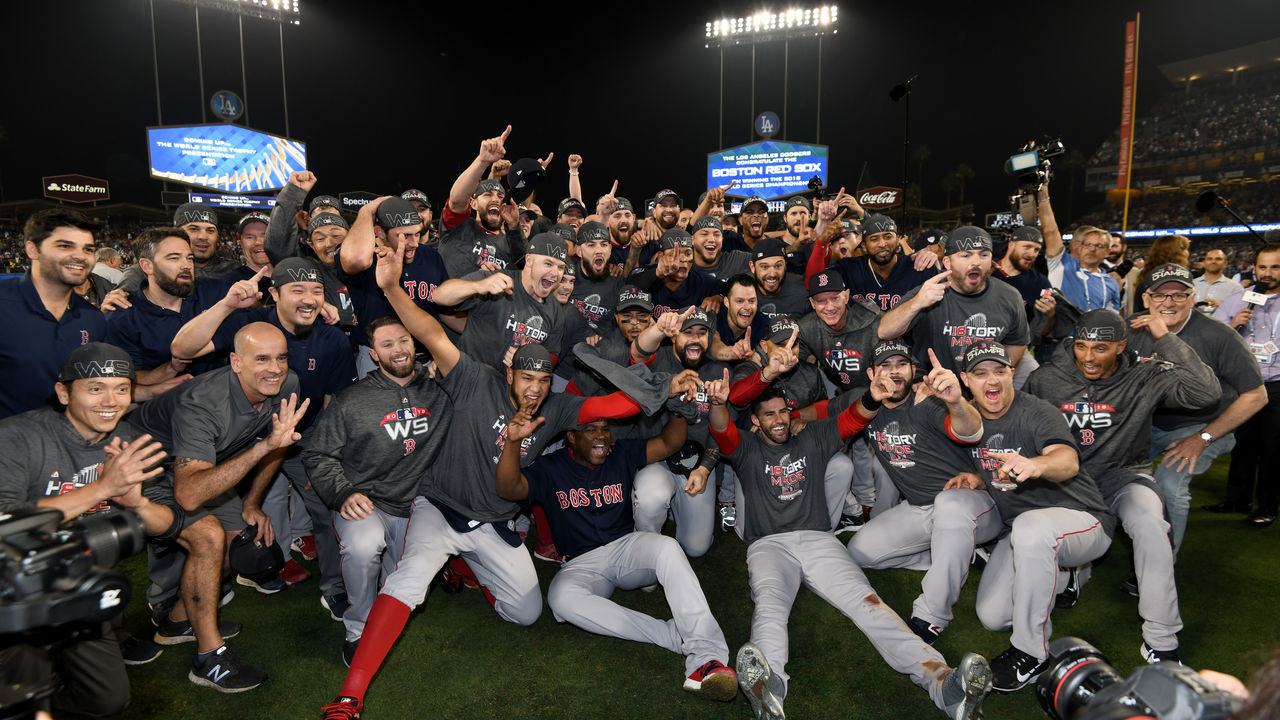 6c537408595cb Where do the 2018 Red Sox rank among the greatest teams ever ...