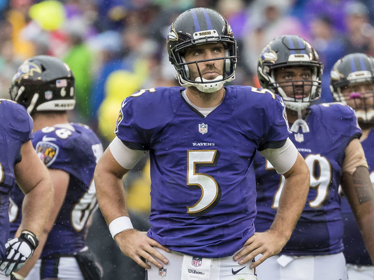 Report: Redskins had interest in Flacco before Broncos trade