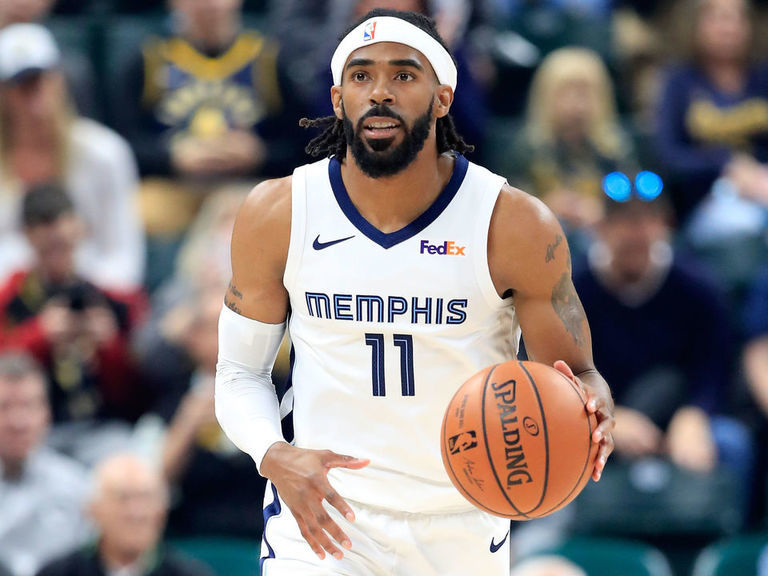 Grizzlies keeping Conley after reportedly discussing multiple trade scenarios
