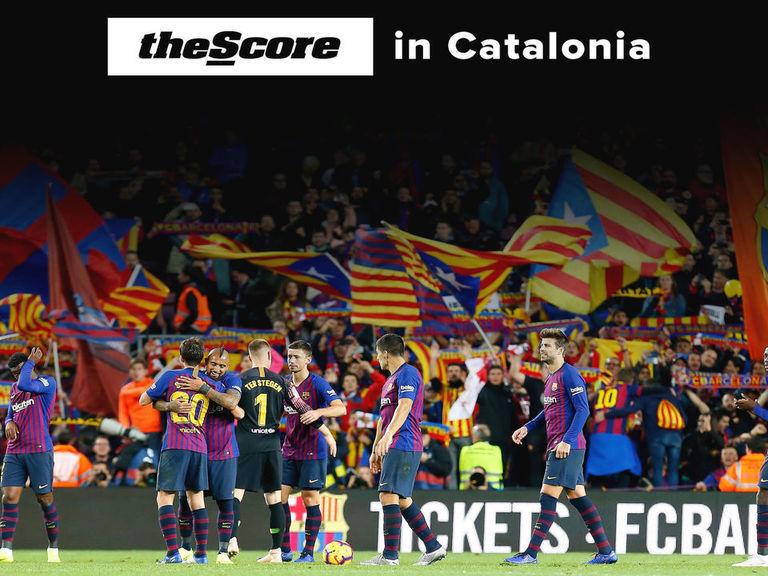 theScore visits Catalonia: El Clasico, La Masia, and much more