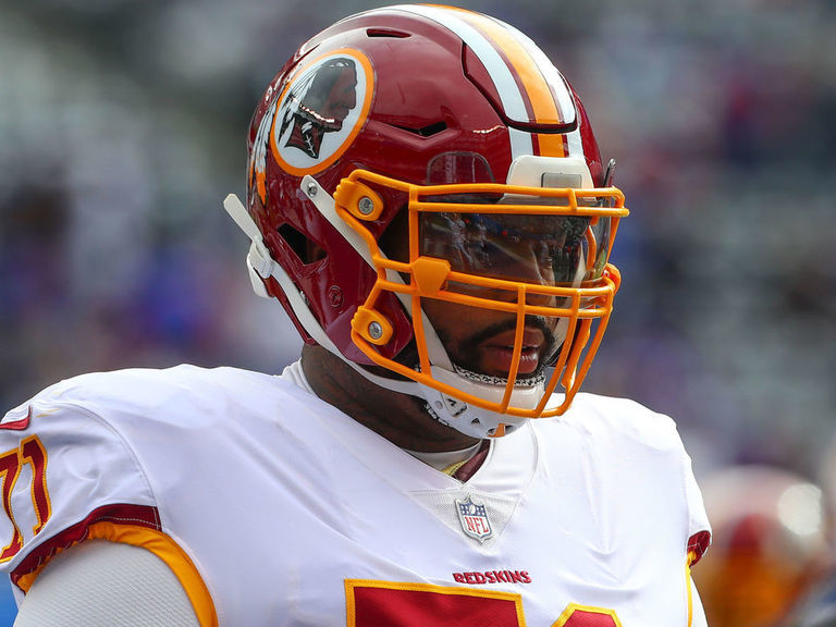 Report: Trent Williams has growth removed from head, should be OK for camp